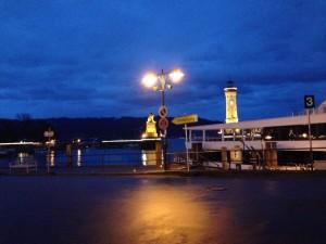 リンダウの海門